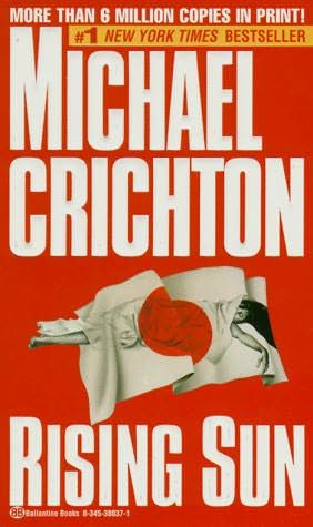 Rising Sun - Michael Crichton