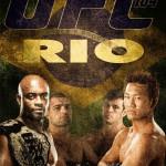 UFC 134 - Silva vs Okami