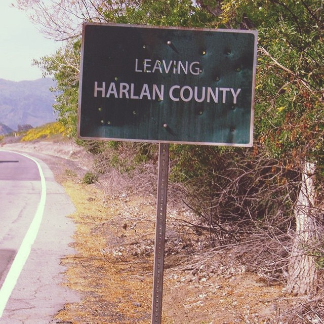 Leaving Harlan County